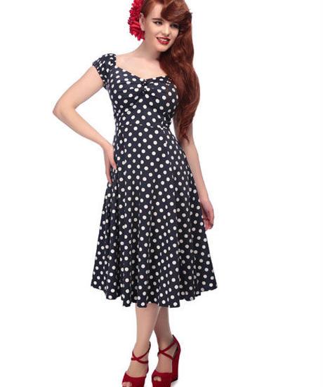 Dolores Doll Polka Dress【C5053】