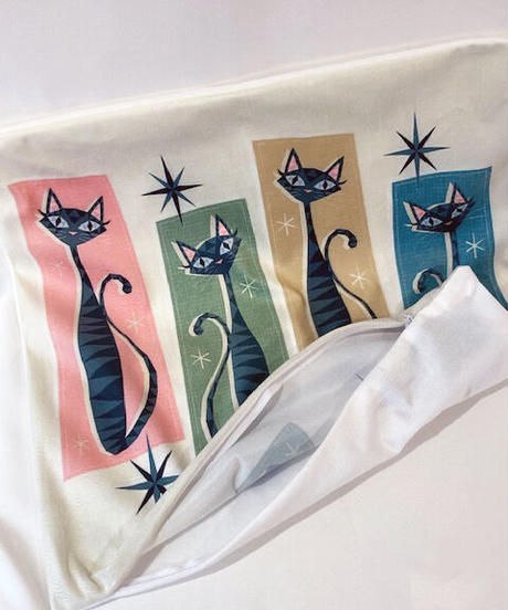 Kittykat  Cushiion Cover【NB-HW010】