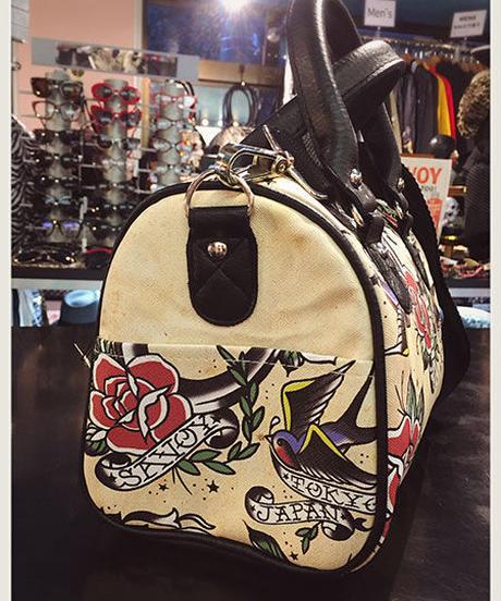 Savoy Tokyo Mini Roll Bag【LB-BRB-00040-NCL】