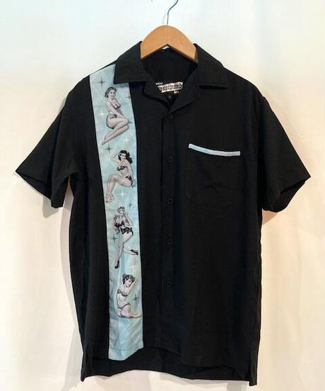 Vegas Strip Lounge Shirts【LB-MBS-19010】