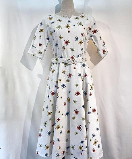 Atomic Starburst Margaret One-Piece【SVY-OP115】