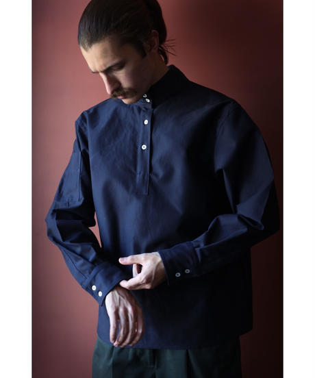 A STATE OF NATURE / SAWYER OVERSHIRT -INK-