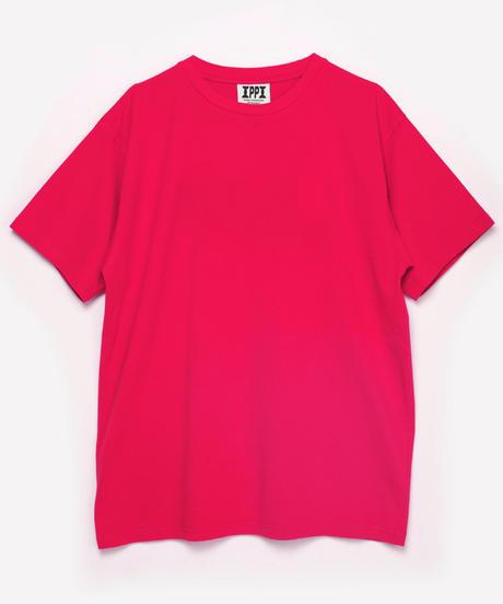 "PUBLIC POSSESSION / Big Feet"" T-Shirt / Bright Pink"