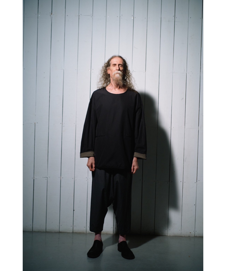 YOKO SAKAMOTO /   SUIT PULLOVER -BLACK-