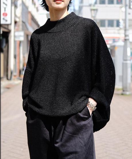 YOKO SAKAMOTO / PAPERE KNIT T-SHIRT