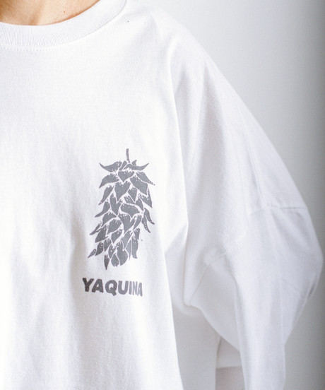 "KAKUOZAN LARDER ×TADAYOI / MA1LL ""CAN'T DO ANYTHING IN MODERATIO""Tシャツ TADAYOI別注"