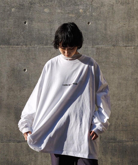 FLOATING ON THE SWAN LAKES T-SHIRT / SWANLAKE BEER × YOSHIROTTEN SPECIAL EDITION