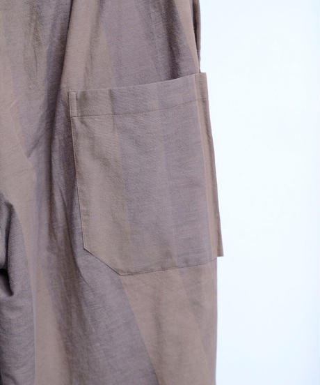 HOUSE OF THE VERY ISLAND'S / WIRR -BROWN STRIPE-