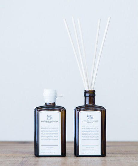 APOTHEKE FRAGRANCE / REED DIFFUSER -FIG-