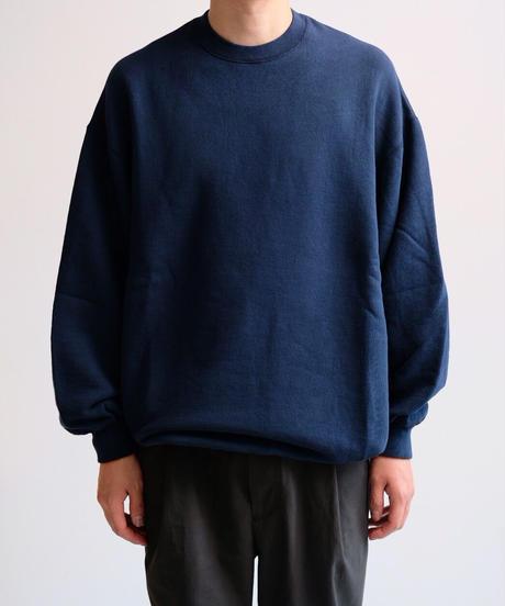 YOKOSAKAMOTO / BIG SWEATER / NAVY