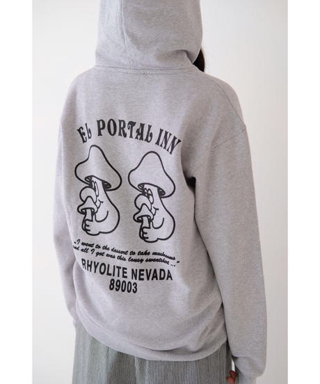 """PUBLIC POSSESSION / """"Death Valley"""" Hoodie"""
