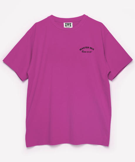 "PUBLIC POSSESSION / ""Master Mix"" T-Shirt / Lilac"