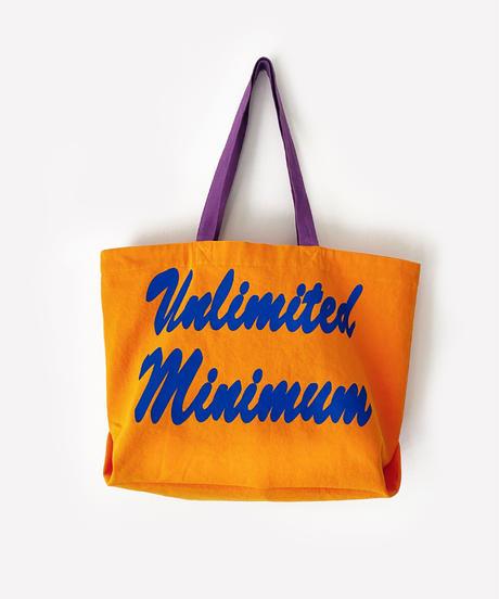"PUBLIC POSSESSION / ""Unlimited Minimum"" Oversized Tote /Multi Color"