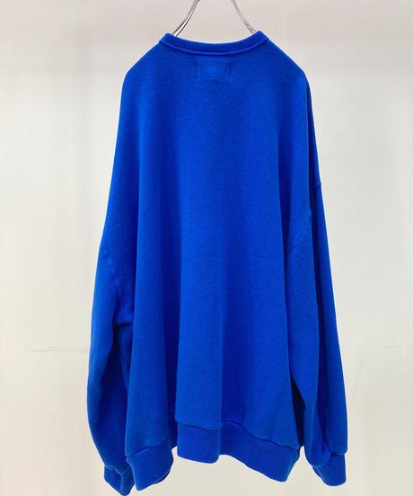 YOKO SAKAMOTO / BIG SWEAT (MATERIAL 04) -BLUE-