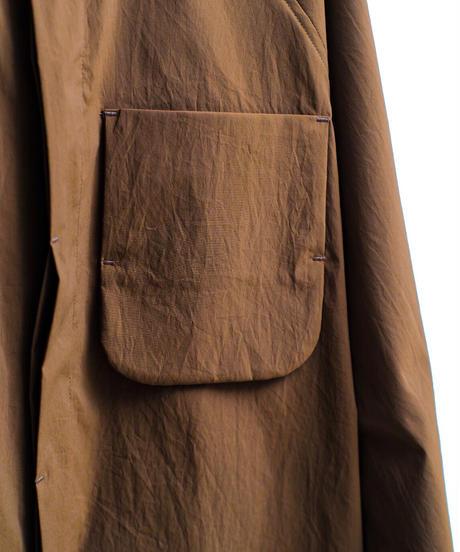 my beautiful landlet/ techono polyester long sleeve shirt