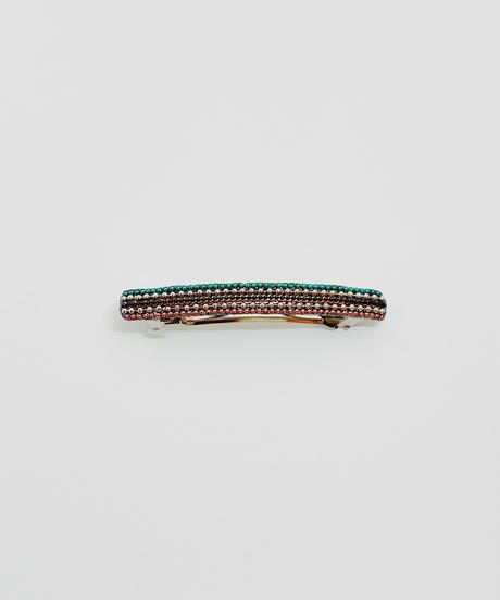 COLOR CHAIN BARRETTE 01