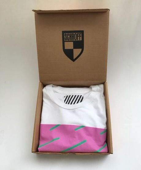 """NEAPOLITAN""  T-Shirts  (White)    with Limited box"