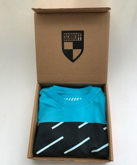 """ ELECTRO HELL""  T-Shirts  (Turquoise)   with Limited box"