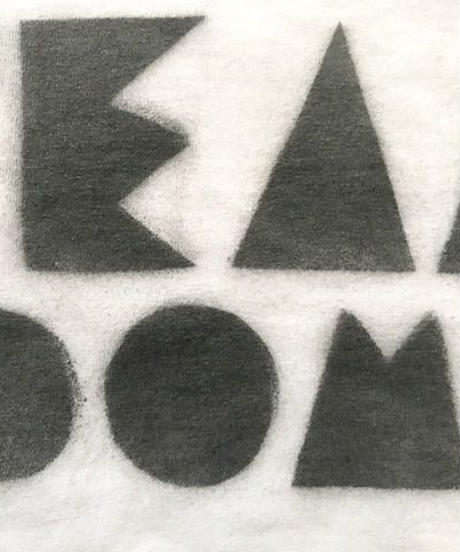 TEAM DOM / Stenciled    T-SHIRTS
