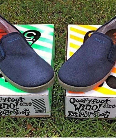 """Hang 5 Shoes""    Navy  (Limited edition)  with limited box"