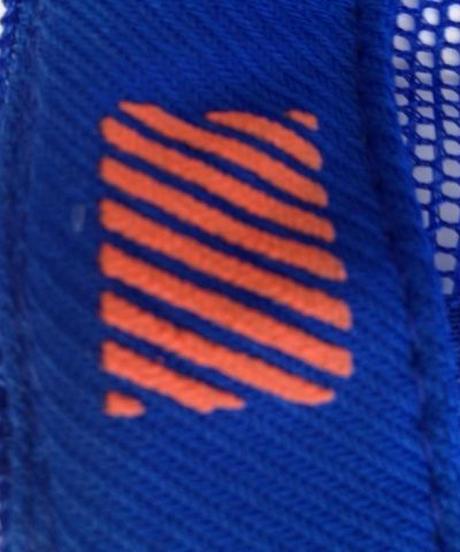 """TRUCKER mesh CAP   """"EYE BALL""""   (Red/Bu)"""