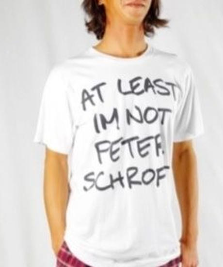 """PETER""    T-Shirts   (White)   with Limited box"