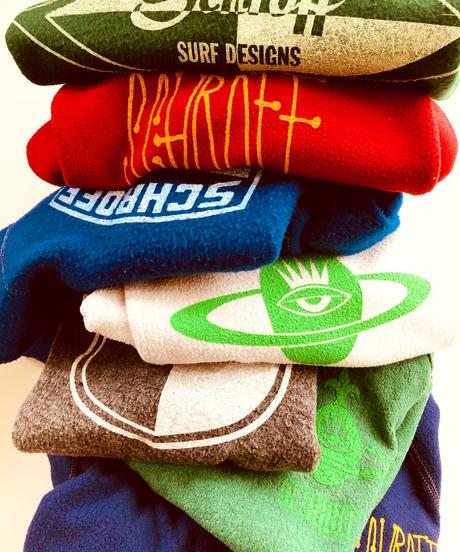 VINTAGE RAGLAN SWEAT SHIRTS     H/green