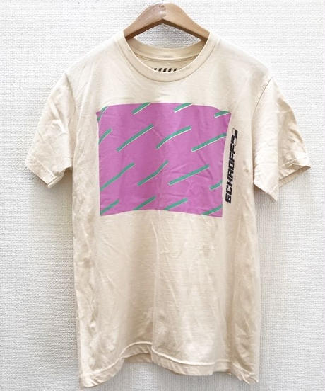"""NEAPOLITAN""  T-Shirts  (Lt Beige)   with Limited box"