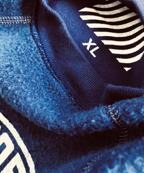 Vintage raglan sweat shirts     Dark blue