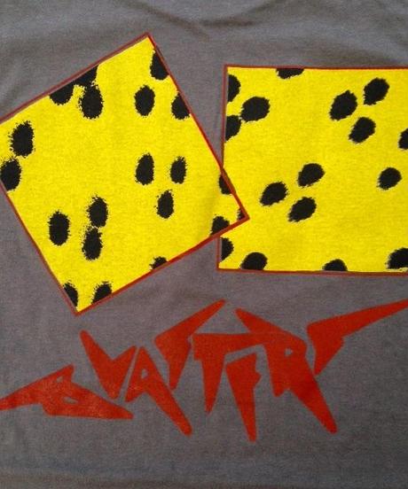 """BLASTER"" T-Shirts   (Asphalt)   with Limited box"
