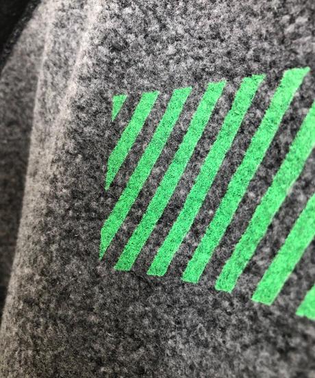 VINTAGE RAGLAN SWEAT SHIRTS    Bk x H/Gray
