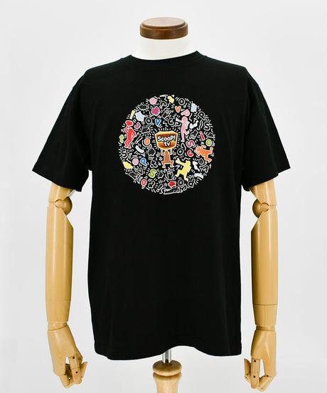 オシャンTシャツ(ブラック)