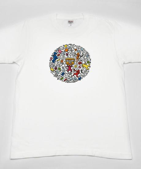 オシャンTシャツ(ホワイト)