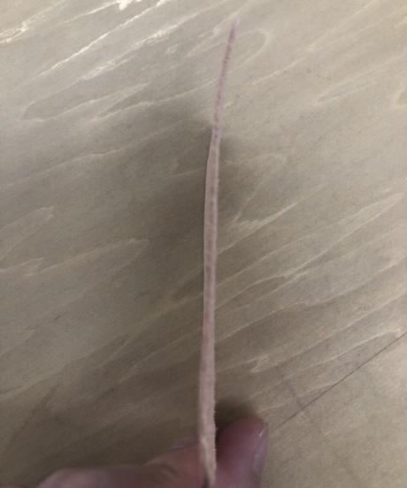 オーダー豚革名刺【オリジナルデザイン版代】