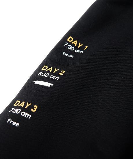 【2021.2.23(tue)21:00-PRE‐ORDER】BEAUTIFUL MIND PARKA(Black)