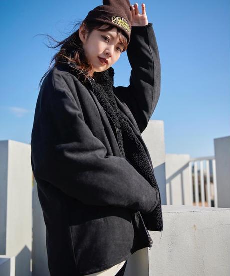 【STOCK】LOGO KNIT CAP(BROWN)