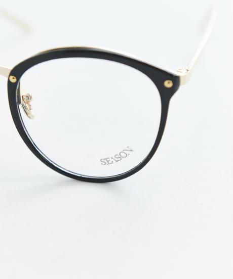 【STOCK】GLASSES‐URBAN(Black)