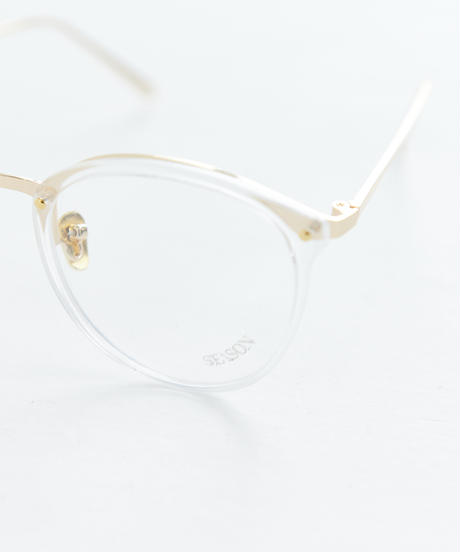 【2020.12.19(sat)21:00-RE-STOCK】GLASSES‐URBAN(Clear)