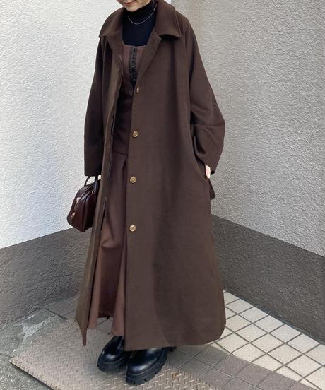 stain collar coat
