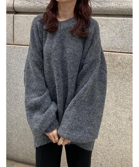 v  neck over knit
