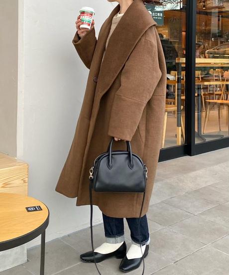 big shawl coat