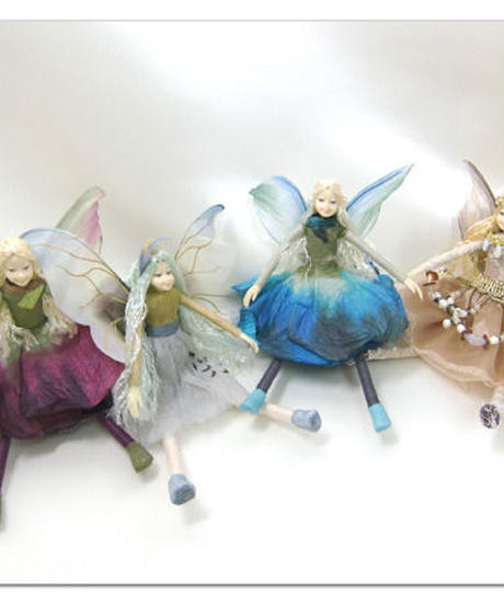 【プリザーブドフラワー/オルゴールアレンジ】妖精の微笑みと花たちの甘い夢を「星に願いを」のメロディーに乗せて