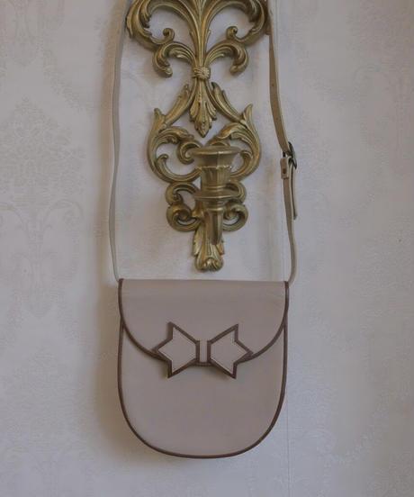 """VTG """"Yves Saint Laurent"""" ribbon bag"""