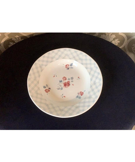 """French antique plate """"LASTIA"""""""