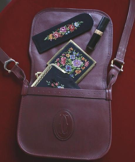 Cartier mini shoulder bag
