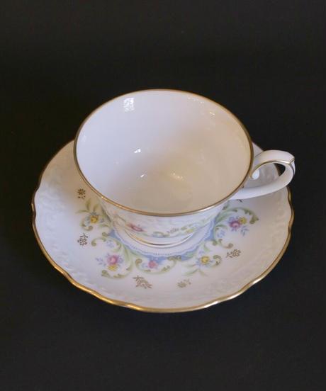 60s NORITAKE rococo motif cup