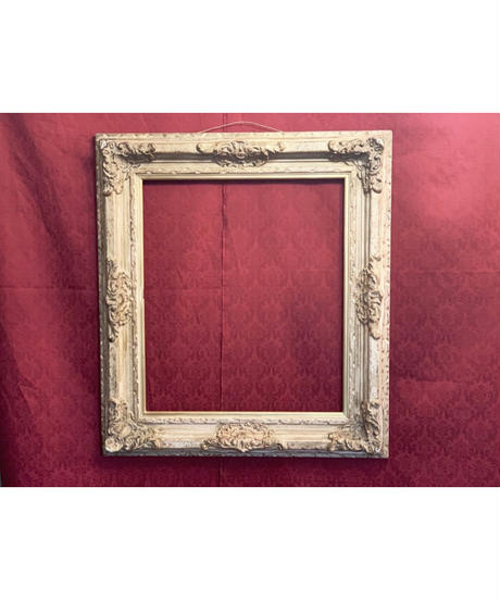 antique decorated ART frame