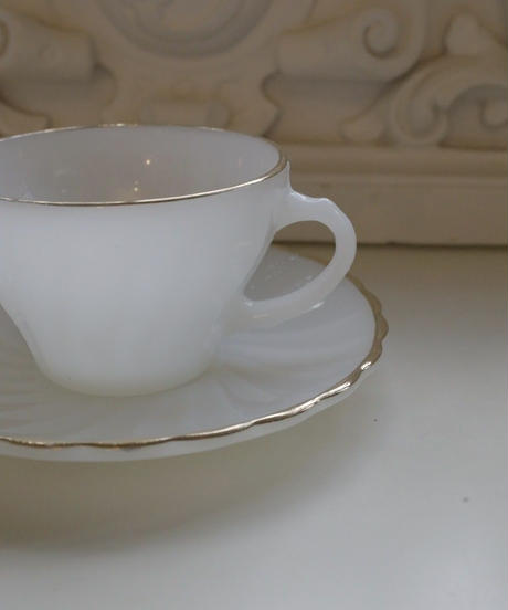 VTG fireking shell cup&s