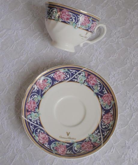 VTG italian flower CUP&S