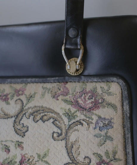 VTG petit point bag